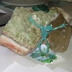 frog sculptor's table Beau Smith 2012