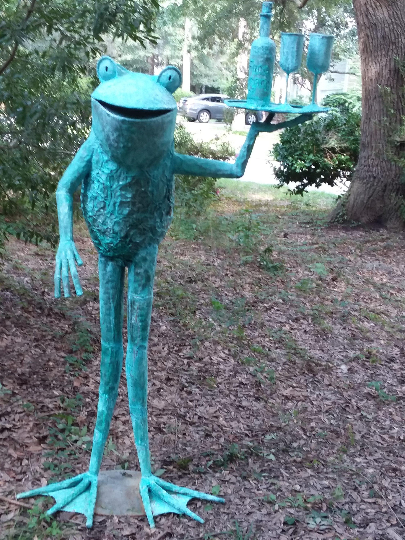 Frog Grog anyone?